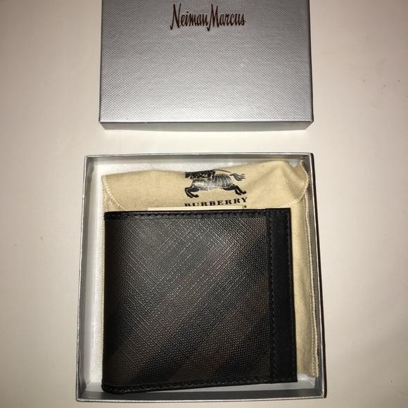 807b4ebd214f Brand new authentic Burberry Bifold Wallet Men s